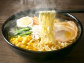 Ramen Noodle Pork and Broth