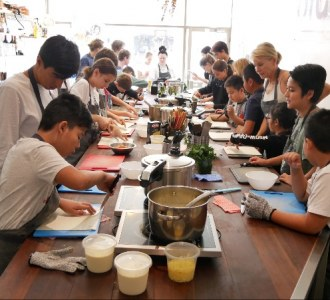 School Holiday Cooking Workshop 8-11 years old