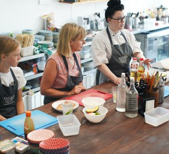 School Holiday Cooking Workshop