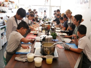 Culinary Passport Cooking Workshop 8-11 years old