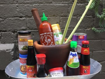 DIY Thai Cooking Essentials