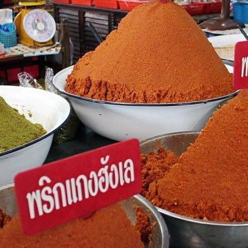 Storing Your Curry Paste