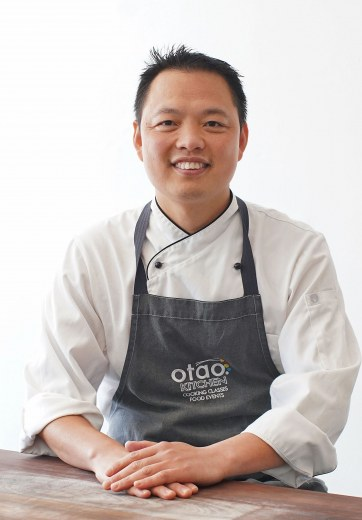 Founder and Chef Ha Nguyen