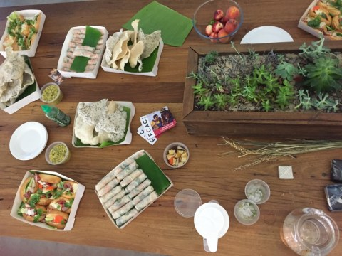 Corporate Lunches and Office Catering Ideas