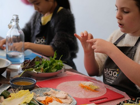 Kids And Teens Cooking Course Online