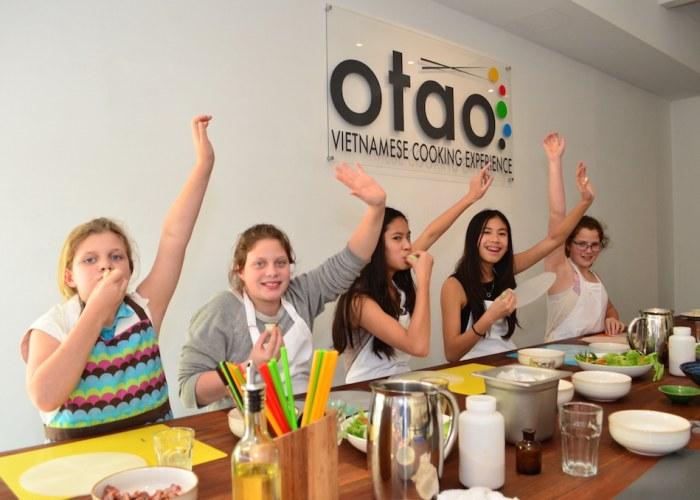 Kid Cooking Classes Otao Kitchen - Childrens cooking birthday parties melbourne